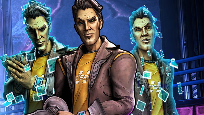 Illustration for article titled Borderlands: The Pre-Sequel DLC Lets You Play As Three Handsome Jacks