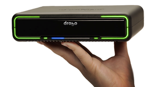 Illustration for article titled Drobo 5D and Drobo Mini: Leaner, Meaner, Faster, Thunderbolt-Equipped