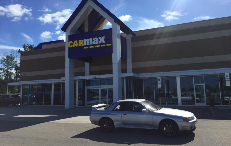 Illustration for article titled I Took My Nissan Skyline GT-R To CarMax For An Appraisal