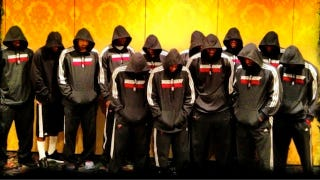 Illustration for article titled Abandon Your Prejudices: LeBron James And The Heat Wear Hoodies For Trayvon Martin