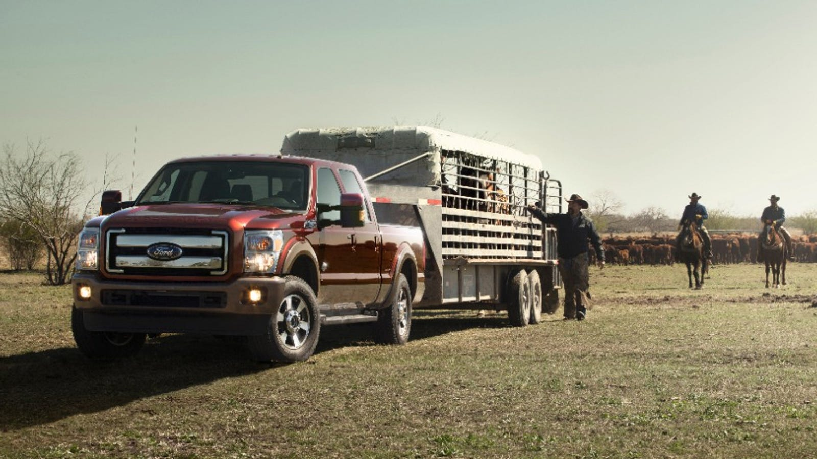 What Is The King Ranch A Small History Of Big Texas Landmark 1980 F150 Ford Truck Brush Guards