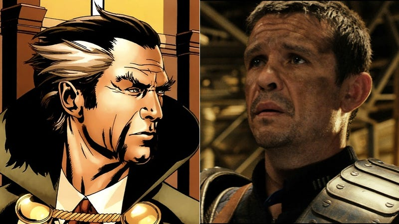 Illustration for article titled Meet The New White Dude Playing Ra's Al Ghul On Arrow