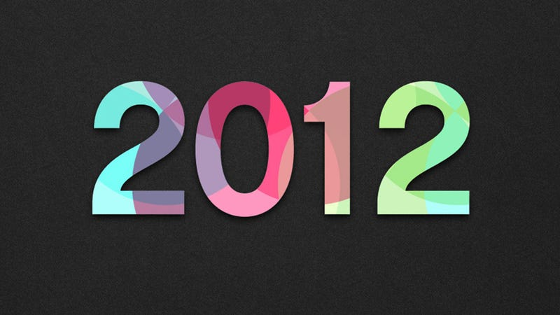 Illustration for article titled The Best Wallpapers of 2012