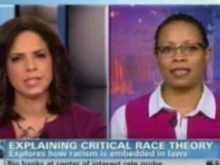 Soledad O'Brien; Dorothy Brown (CNN)