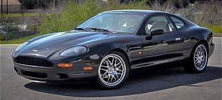 Illustration for article titled You Can Buy This Supercharged Aston Martin For The Price Of A Miata
