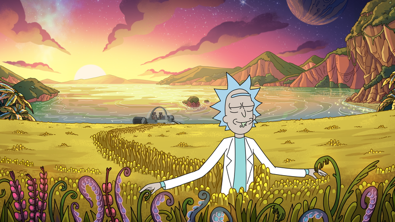 Illustration for article titled Rick And Morty finally returns for season 4