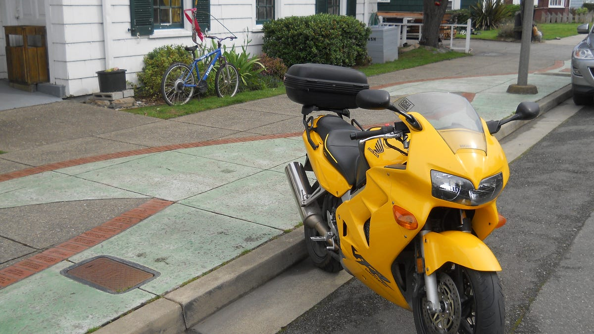 How The Honda VFR800 Kept Me On Motorcycles