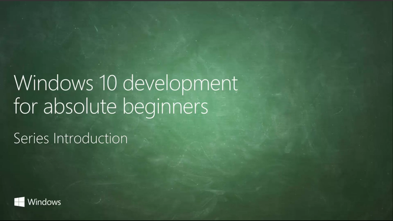 Learn to Make Windows 10 Apps With This Free Course From Microsoft