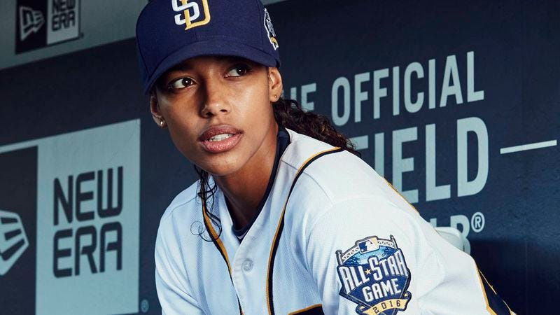 Kylie Bunbury in Pitch (Photo: Tommy Garcia/Getty Images)