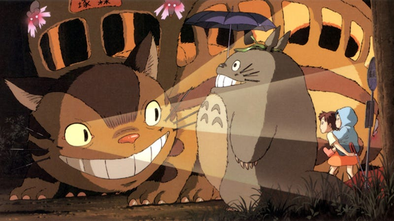 Illustration for article titled These Real Totoro Catbuses Will Delight You