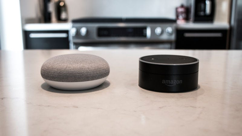 Pretty Soon a Smart Assistant Won't Be a Choice
