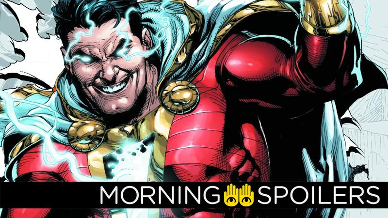 Image: DC Comics. Shazam! Volume 1 art by Gary Frank.