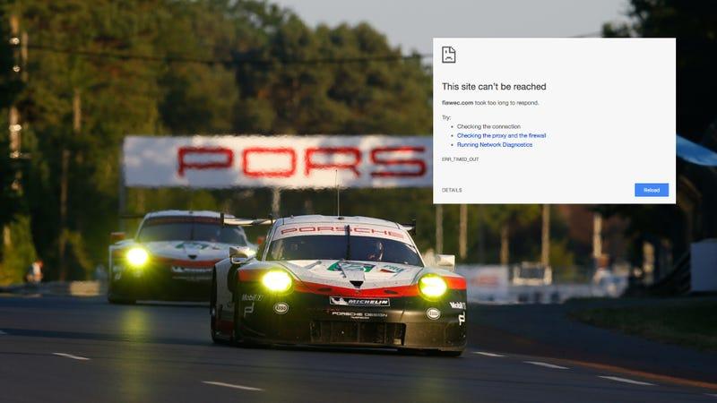 Photo credit: Porsche; Screencap via a default Google Chrome screen because nothing