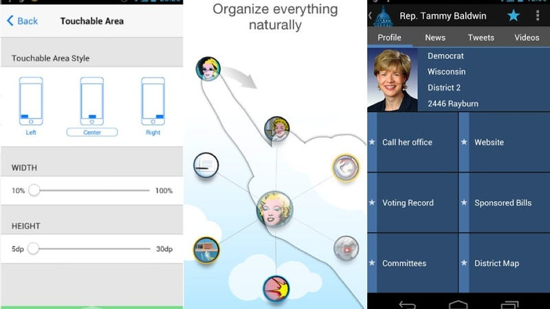 Illustration for article titled Android Apps of the Week: Command Center, Pearltrees, and More