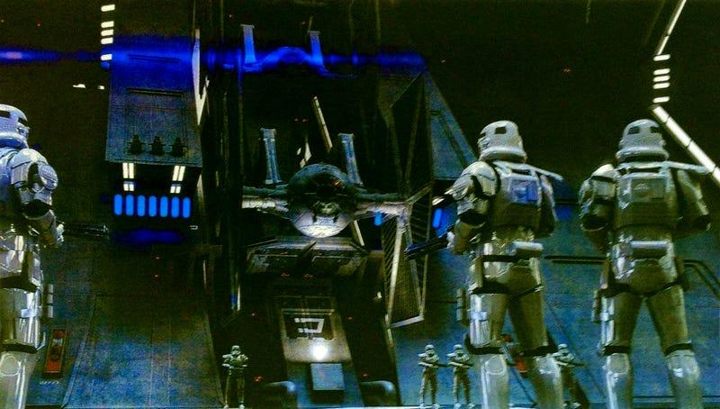 Todos los bocetos del Episodio VII de Star Wars filtrados hasta ahora