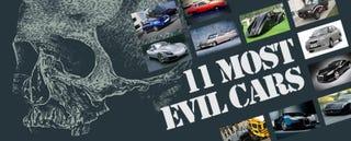 Illustration for article titled Evil Cars?