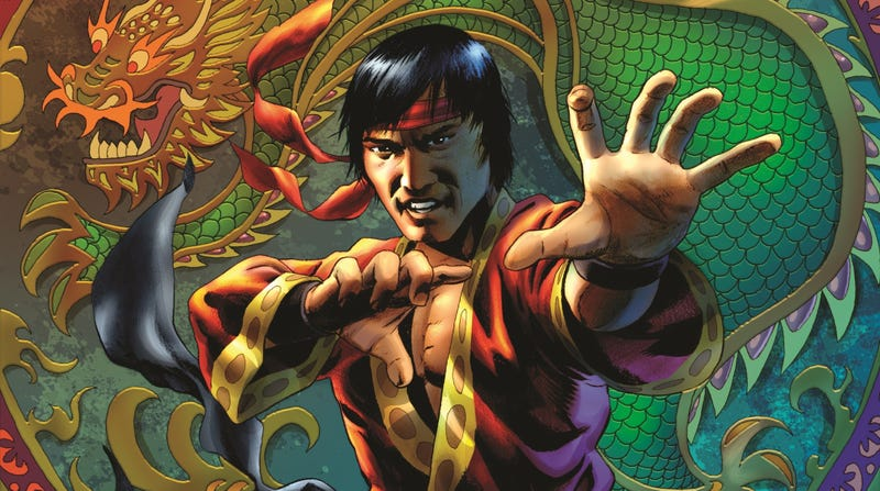 Illustration for article titled Forget Iron Fist, Marvel Studios is making a Shang-Chi movie
