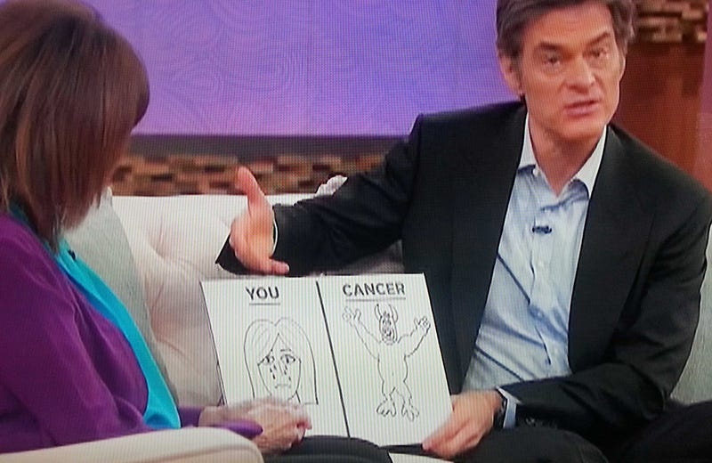 Illustration for article titled Here's One Crazy Reason Scientists Hate Dr. Oz