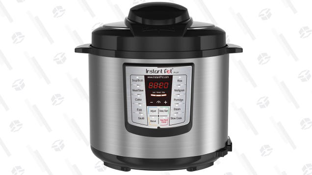 Finally Get Yourself An Instant Pot For Just $49