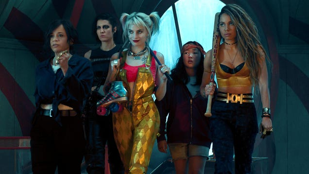 The First Reactions to Birds of Prey Praise Its High-Energy Action and Fun Characters