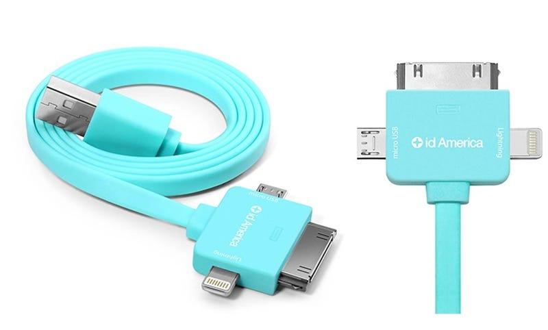 Illustration for article titled Este es el único cable USB que necesitarás a partir de ahora
