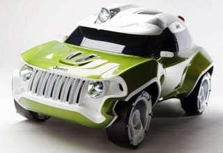 Illustration for article titled Jeep Pygmy: Fiat 4x4 Of The Future?