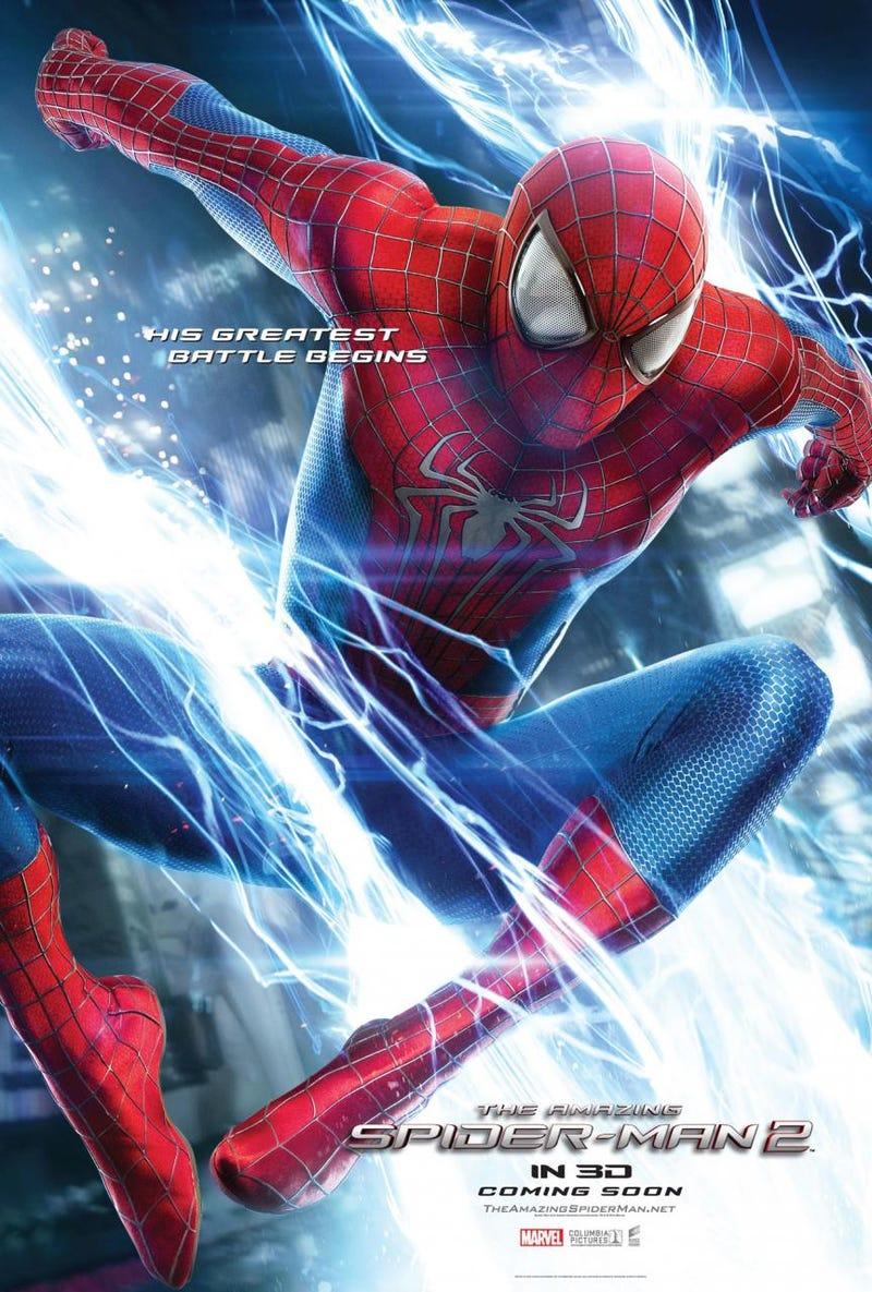 Illustration for article titled Random Musings on Spider-Man 2 (SPOILERS)