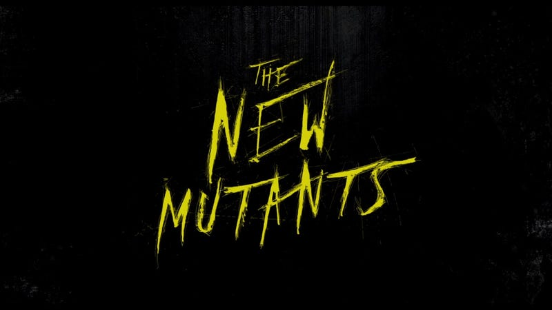 Illustration for article titled A Longer Look at The New Mutants