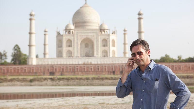 Illustration for article titled The maudlin Disney sports movie Million Dollar Arm sends Jon Hamm to India