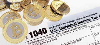 Illustration for article titled IRS Declares Bitcoin Is Property and Must Be Taxed As Such