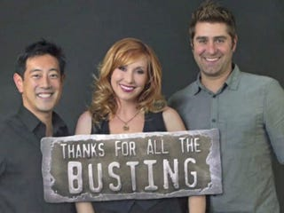 """Illustration for article titled Notification: Encore Airing of Mythbusters Finale, Reunion, and """"Lost"""" Episode on The Science Channel Tonight"""