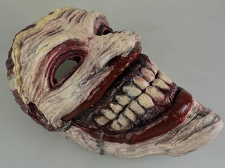 Illustration for article titled This Joker Mask Is An Amazing, 3-D Printed Nightmare