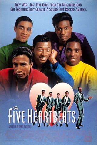 "Global Grind celebrates ""The Five Heartbeats."""