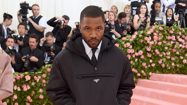 Frank Ocean announces two new singles then delivers a third