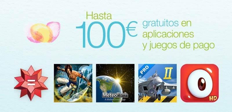 Illustration for article titled Amazon regala 120€/130$ en aplicaciones Android (solo hasta el sábado)