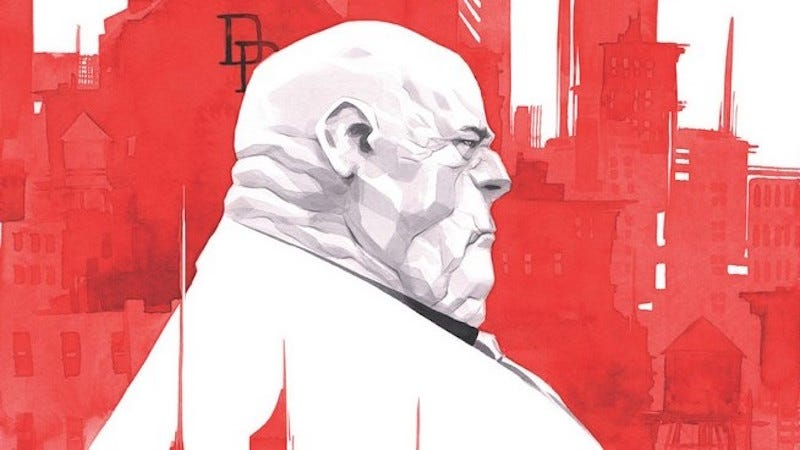 Illustration for article titled The Kingpin's Return to Power in Marvel Comics Has Been Really Weird