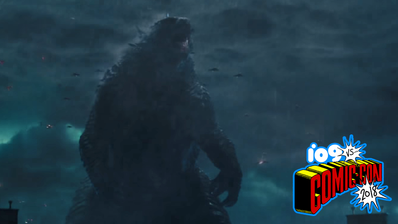Godzilla rises to take his crown in King of the Monsters.