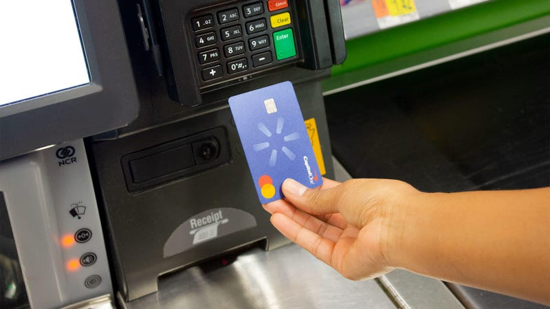 The New Walmart Credit Card Is Only Useful for 12 Months