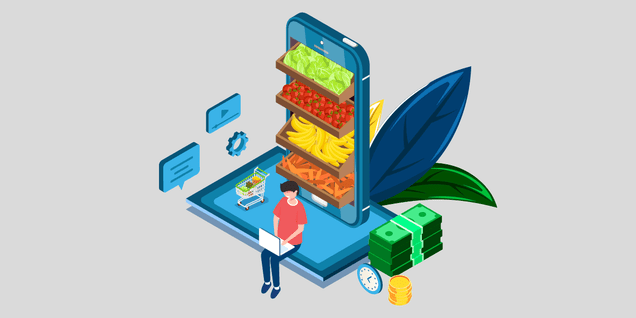 Illustration for article titled Features to Consider While Developing an On-demand Grocery App