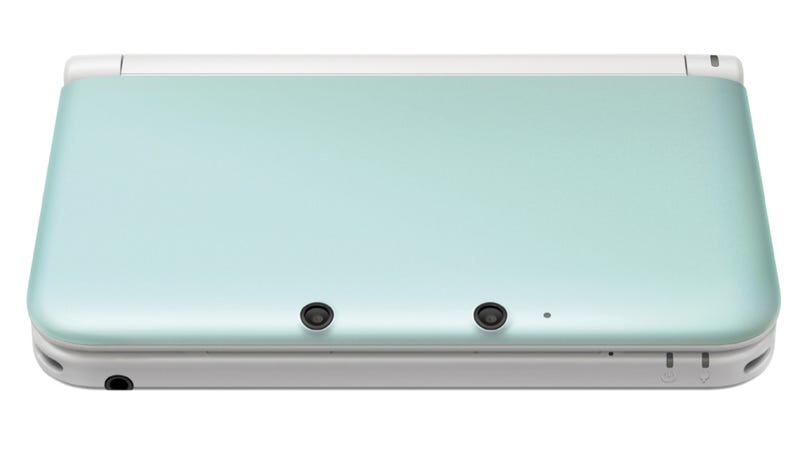 Illustration for article titled Japan Gets New 3DS XL Colors