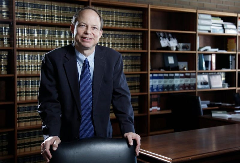 Santa Clara, Calif., Superior Court Judge Aaron Persky in 2011San Jose Mercury News screenshot