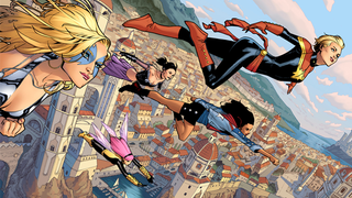 Illustration for article titled The All-Female Avengers Team Will Survive Secret Wars with a New Series