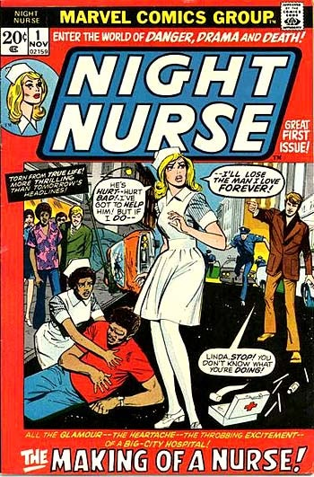 Illustration for article titled NIGHT NURSE is on Comixology now