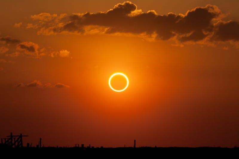 Illustration for article titled ¿Qué pasaría si el Sol desapareciera por completo?