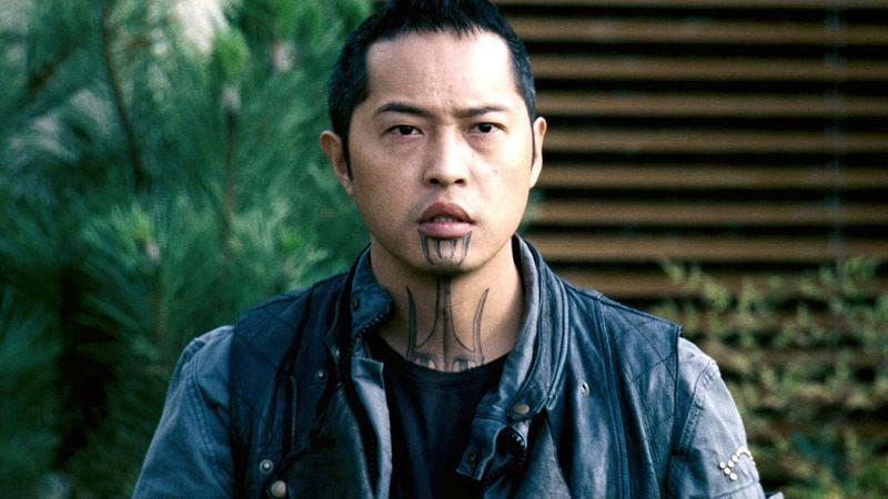 Ken Leung as Kid Omega in X-Men: The Last Stand (2006)