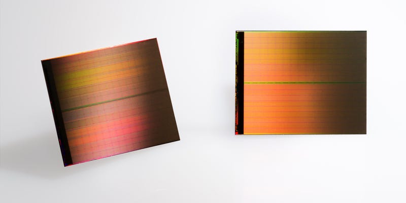 Illustration for article titled New 3D XPoint Storage Will Be 1,000 Times Faster Than Current SSDs