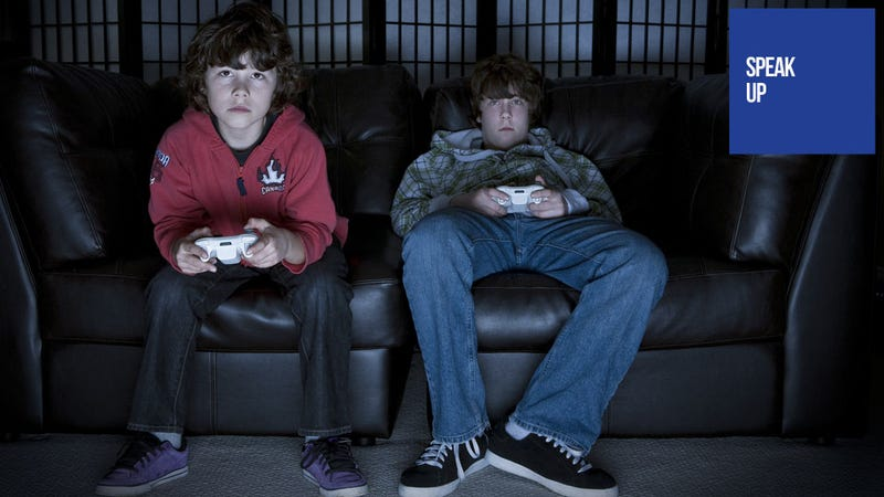 Illustration for article titled Today's Video Gaming Kids Don't Know How Good They Have It