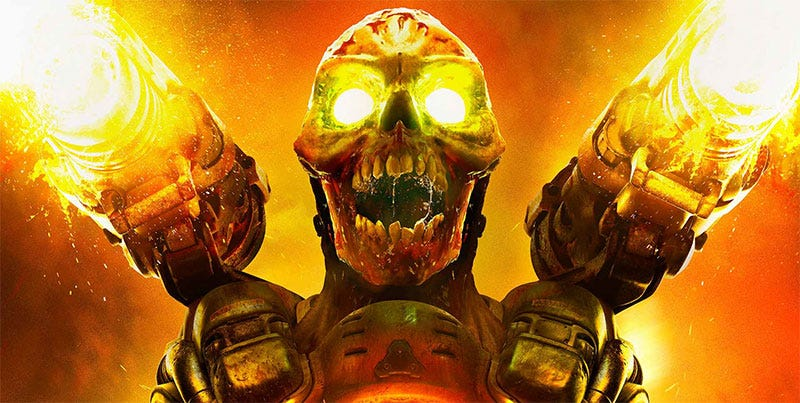 Illustration for article titled Guy Completes Doom's Hardest Difficulty Without Dying