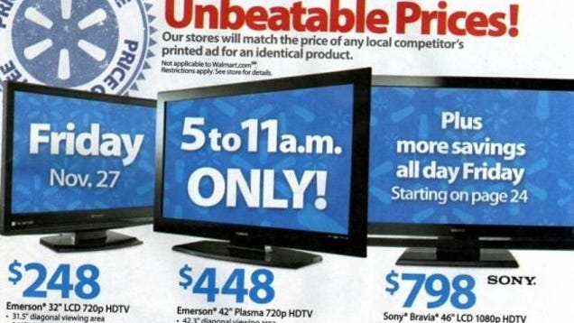 walmart black friday ad leaks with 78 blu ray player. Black Bedroom Furniture Sets. Home Design Ideas