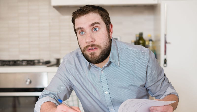 Illustration for article titled 'Holy Shit, The Government Owes Me 50 Million Dollars,' Reports Man Incorrectly Filling Out His Taxes